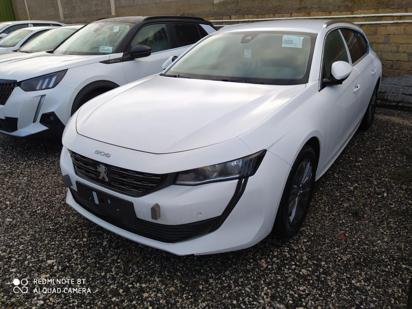 PEUGEOT 508 SW BLUEHDI 130 EAT8 S&ampS-BUSINESS