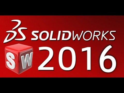 SolidWorks 2016 Premium SP5 - [Originale]
