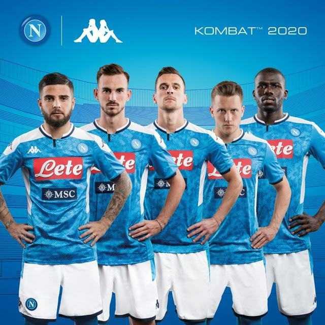 Maglie calcio Napoli thailandia 2020