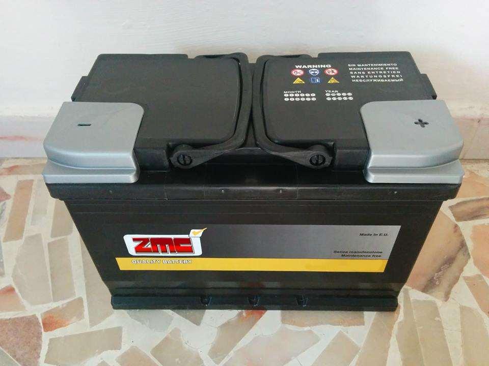 Batterie Nuove per Auto