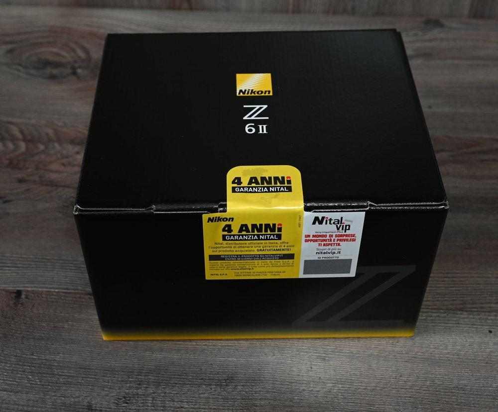 Nikon Z6 II Fotocamera solo corpo