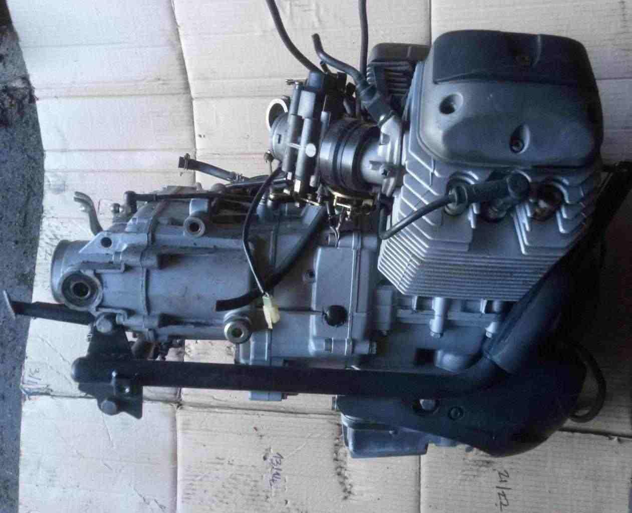 Motore Moto Guzzi Breva 750