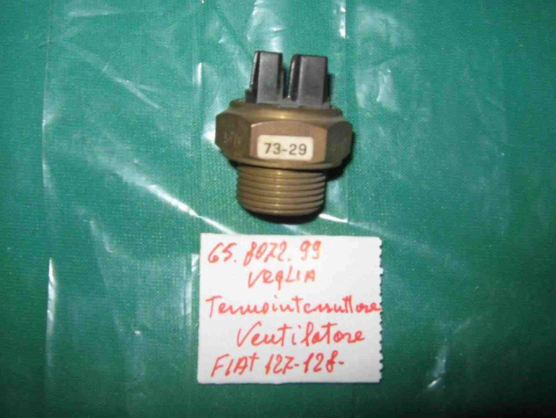 interruttore elettro ventola Fiat 127-128-a 112 D'epoca