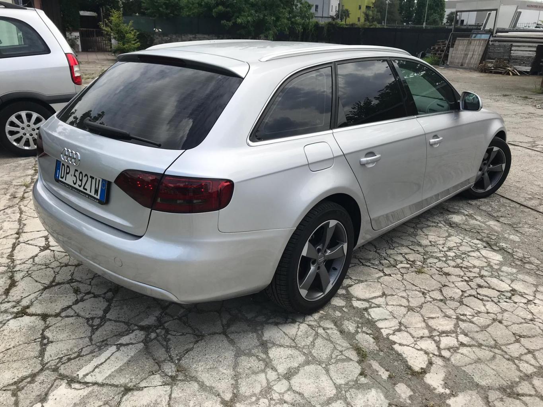 Audi A 4 ottime condizioni generali
