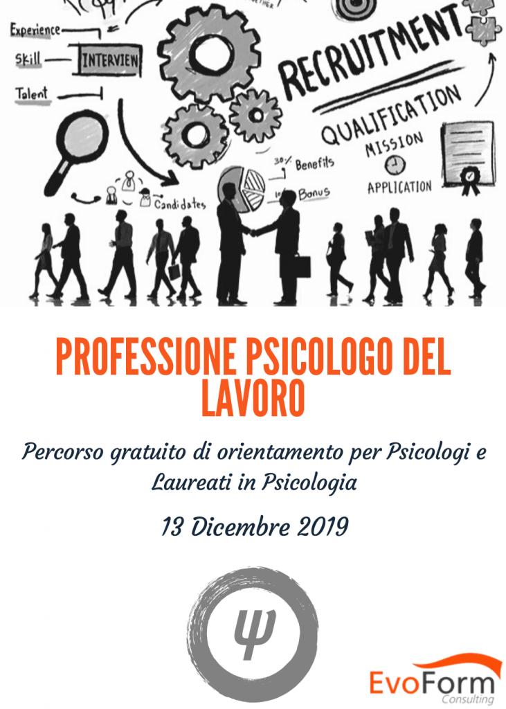 Percorso di orientamento per Psicologi e Laureati in Psicologia