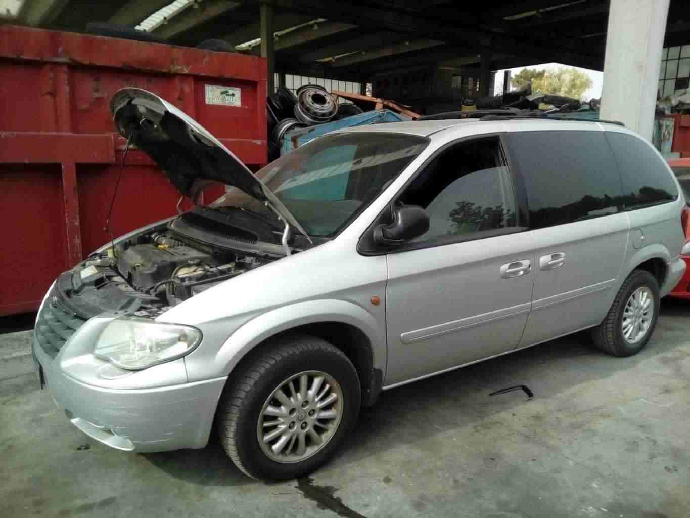 Pezzi Chrysler Voyager 2.5 CRD anno 2005 2.5L