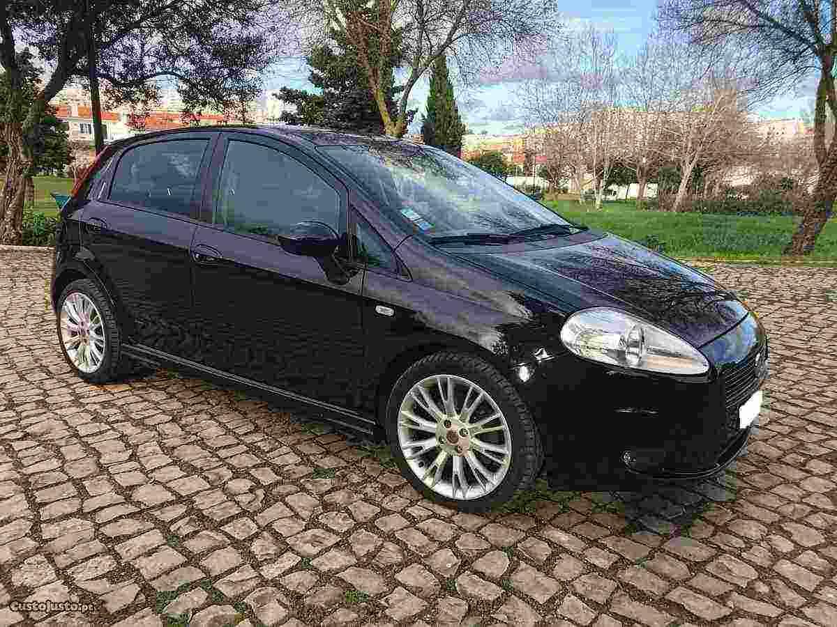 Vendo Fiat Grande Punto Sport 1.3