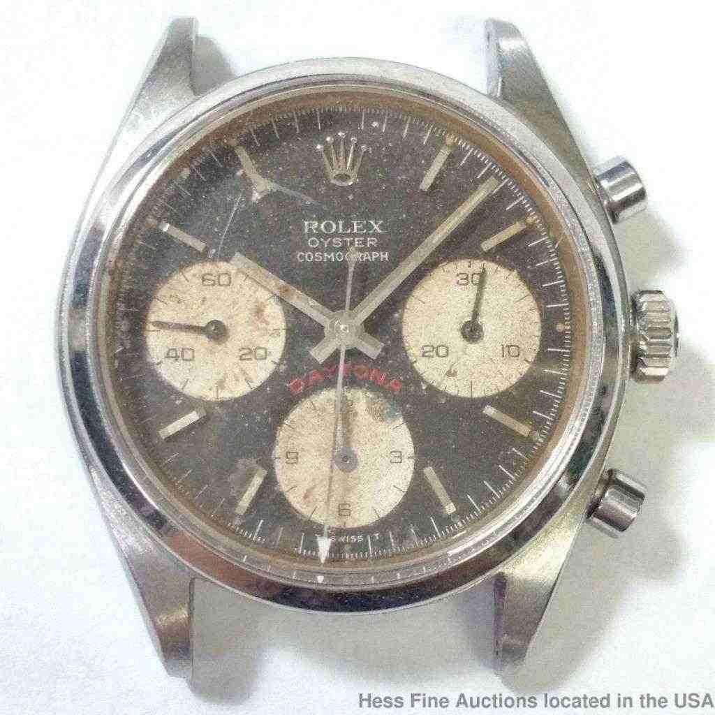 Original Rolex Daytona chronograph