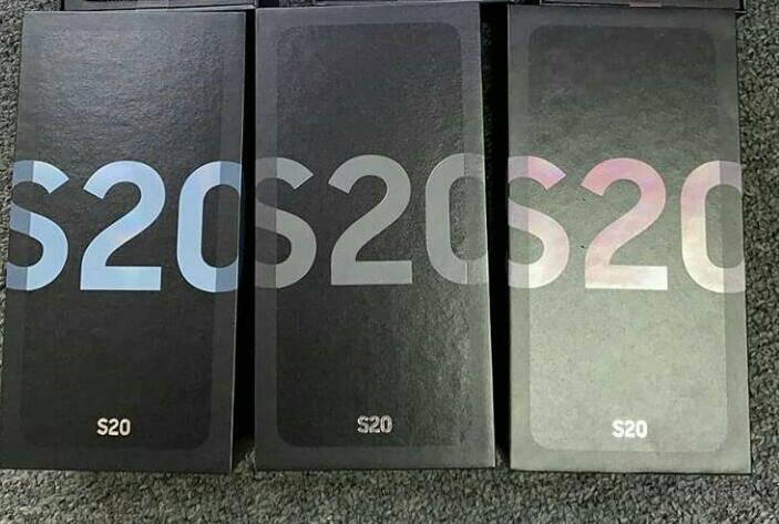 lotti Samsung Z Flip Samsung S20 Ultra 5G S20 Plus S20