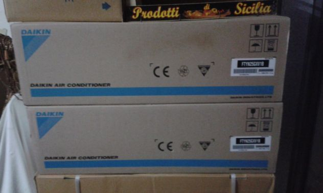 condizionatori daikin 12000+9000