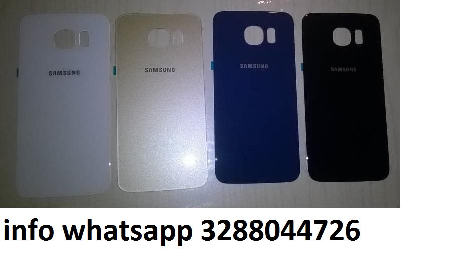 Scocca posteriore samsung s2 s3 s4 s5 note 3 4 iphone 3 4 5 per tutti i modelli