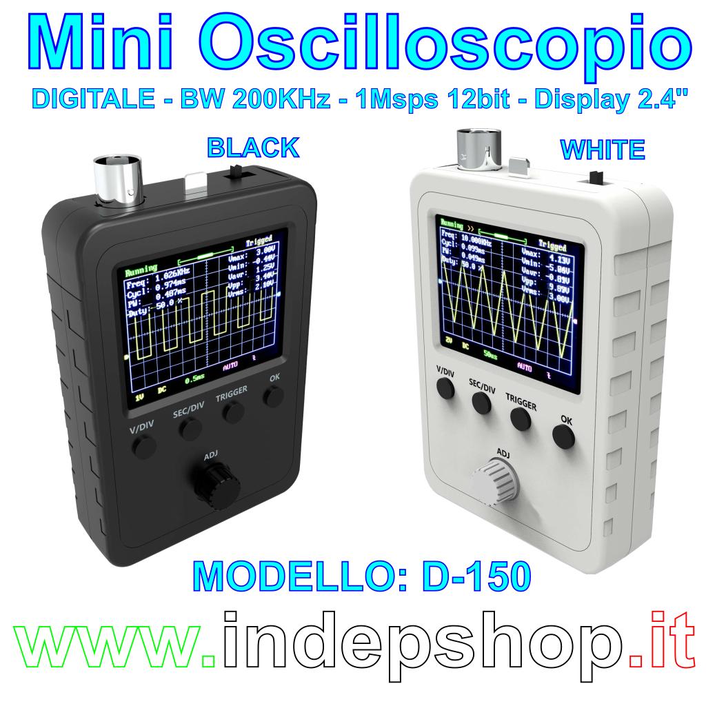 Oscilloscopio Digitale Nuovo
