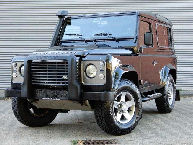 Land Rover Defender 90 SE