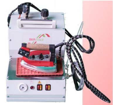 Generatore di vapore elettrico con caldaia acciaio inox disponibile da 3,5lt e 5lt + ferro (NUOVO)