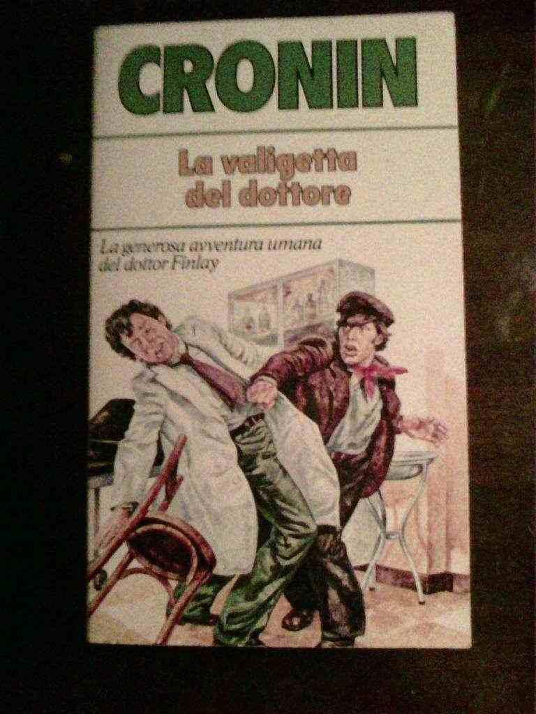 A.J. Cronin - La valigetta del dottore