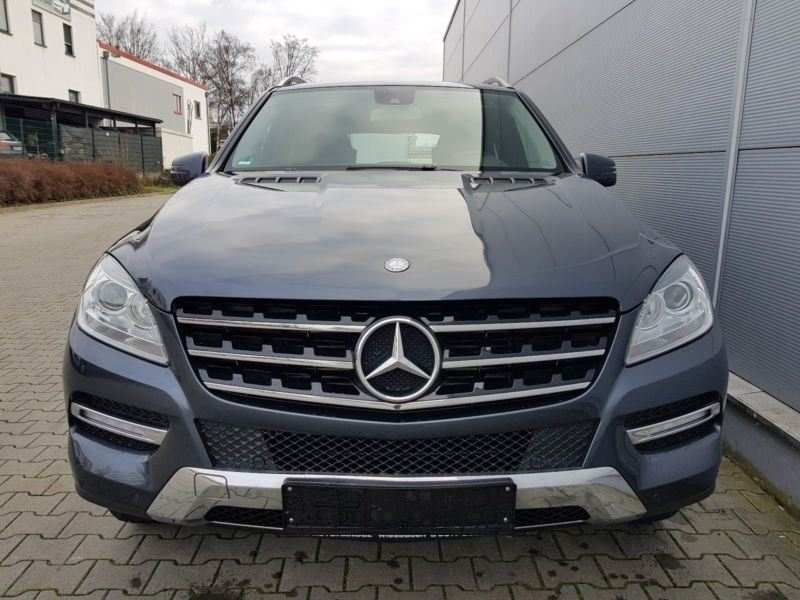 Mercedes-Benz ML 250 CDI 4Matic