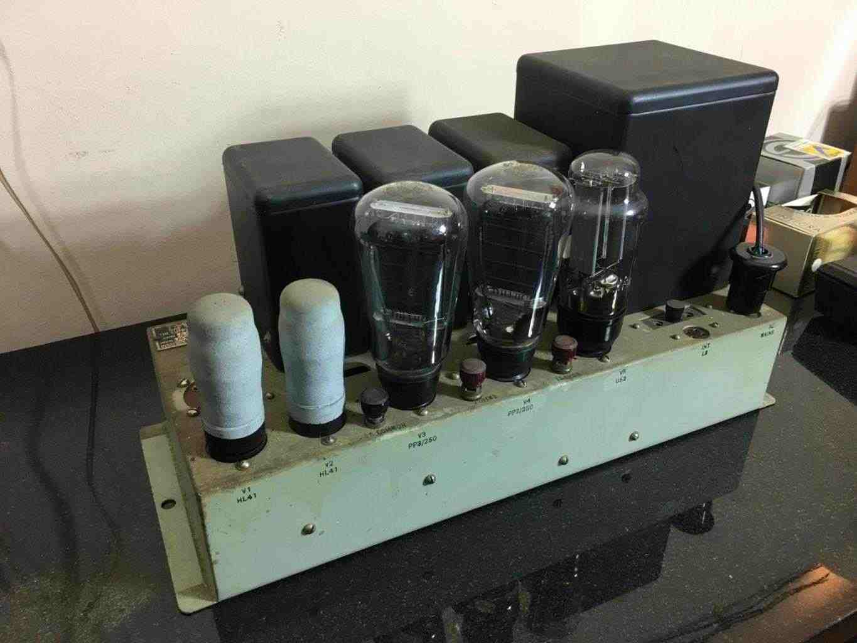 Dynatron LF59B Valve Amplificatore