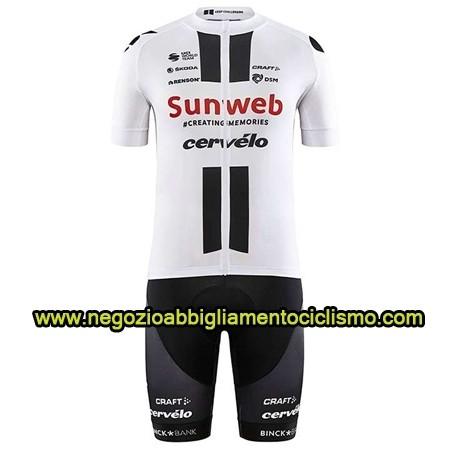 Abbigliamento Ciclismo Sunweb | 2020