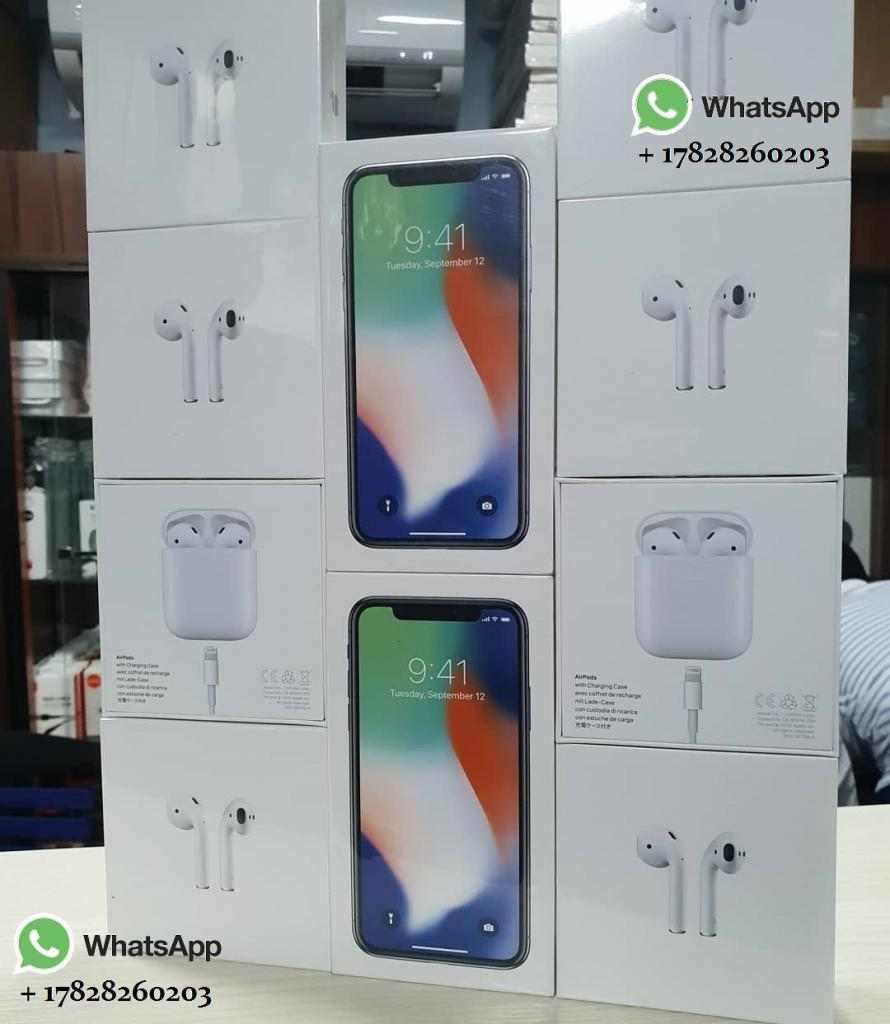 Nuovo Apple iPhone x 64gb 256gb