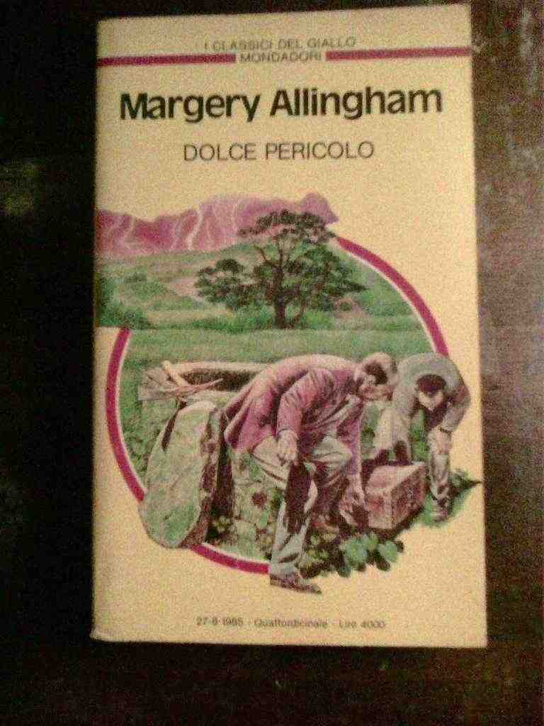 Margery Allingham - Dolce pericolo