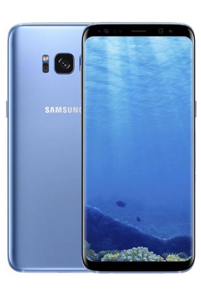 Galaxy S8 64gb BLU (NUOVO sigillato, con garanzia)
