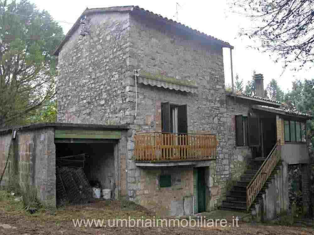 Rif. 177 casale a Madonna del Piano di Monte Castello di Vibio