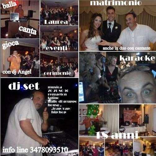 dj animatore karaoke a soli 120 euro per feste eventi