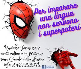 Lingue straniere Casalpalocco, Axa, Infernetto, Acilia.