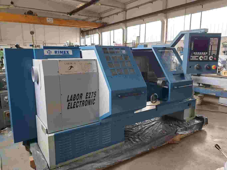 TORNIO CNC PADOVANI LABOR E275