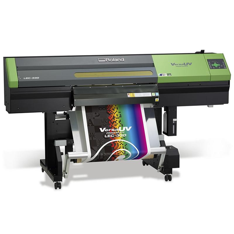 Plotter Roland Stampa e Taglio LEC-330 UV