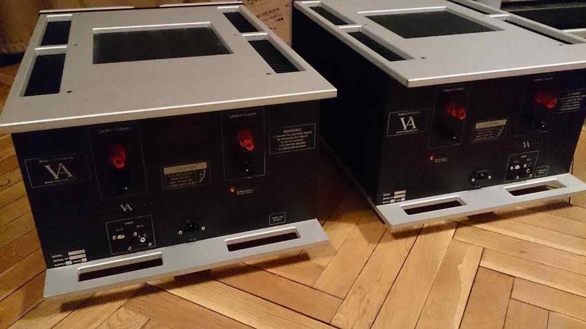Vitus Audio SM-102 Signature  Amplifier