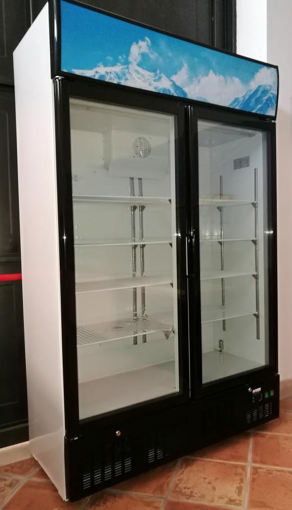 vetrina refrigerata nuova