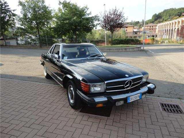 Mercedes-Benz SL 450 pagoda