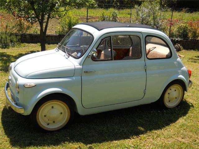 1960 Fiat 500 N Epoca