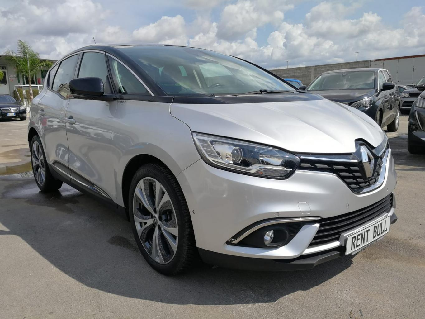 RENAULT NUOVO SCENIC DCI 8V 110 CV LIMITED ENERGY