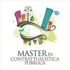 """MASTER di II Livello in &quotCOTRATTUALISTICA PUBBLICA"""""""