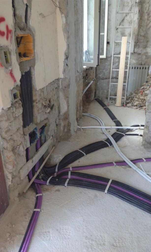 idraulico elerrticista