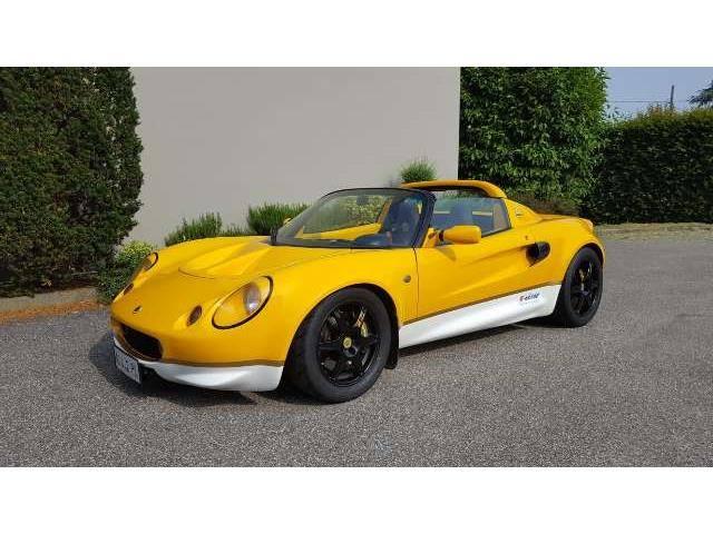 1997 Lotus Elise Mk1