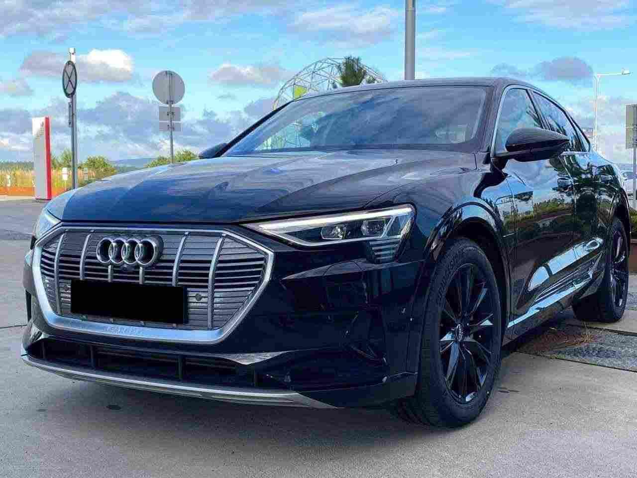Audi e-tron 50 Sportback Advanced