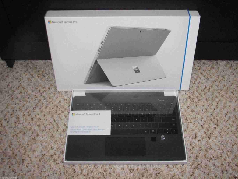Nuovo Microsoft Surface Pro 4 - i7