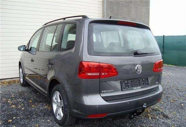 Volkswagen ha TOURAN Anno 2010