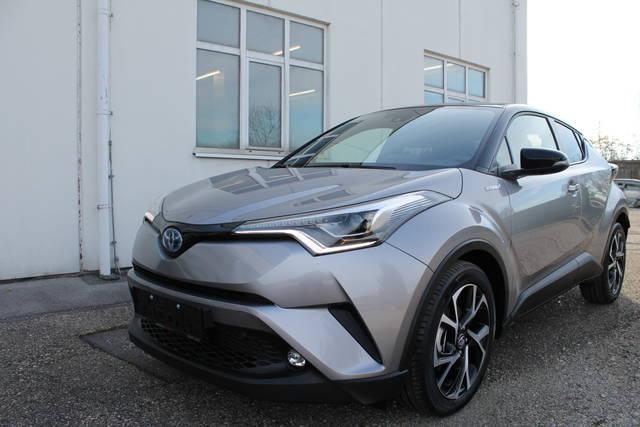Toyota C-HR 1.2T 4WD