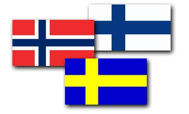 Corsi di Lingue Nordiche (Finlandese - Norvegese - Svedese)