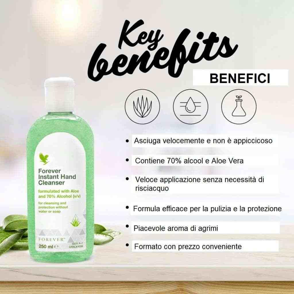 Prodotti con ALOE VERA come primo ingrediente: direttamente dal produttore