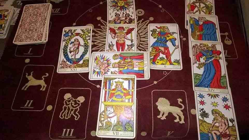 Cartomanzia e Magia Bianca(Wicca)
