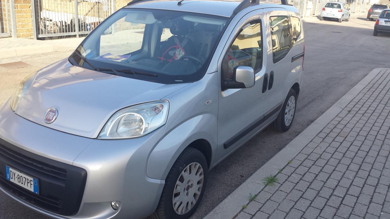 vendita auto Fiat qubo a metano