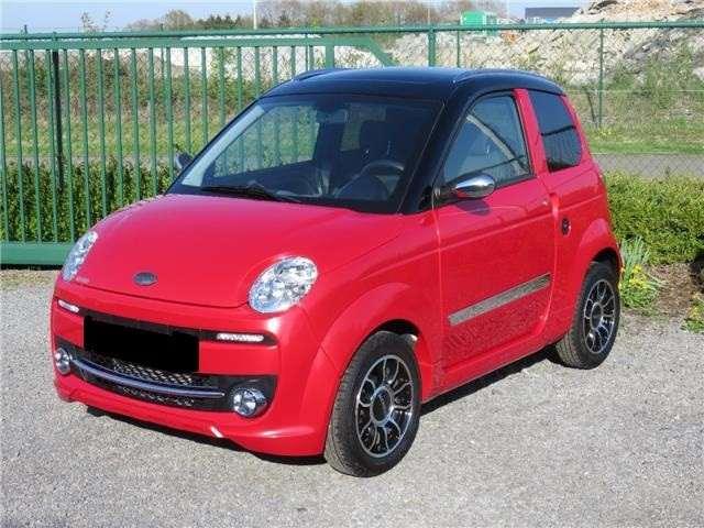 Bella Microcar M. go ³ Premium