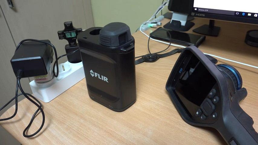 Camera Termografica Termocamera FLIR Serie E95 Wi-Fi