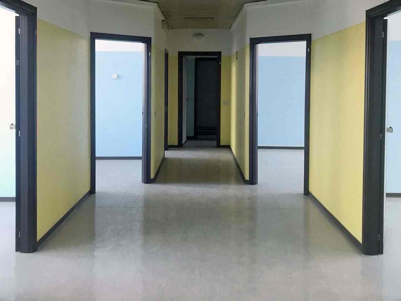 Ufficio mq. 425 Affitto- Complesso ATLANTIC BUSINESS CENTER