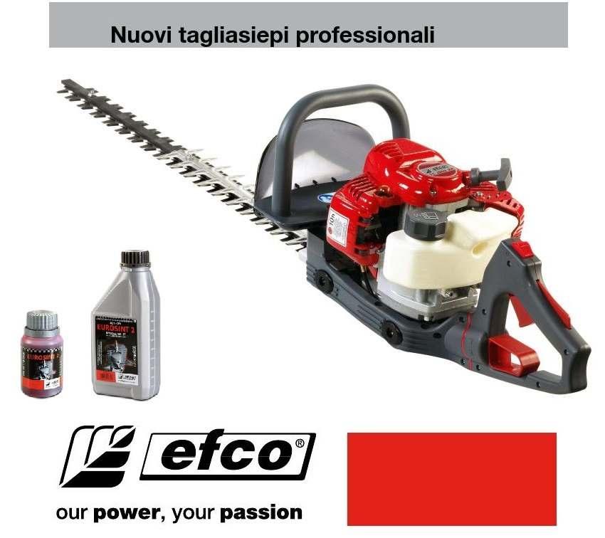 Tagliasiepi Efco TG 2800 XP prezzo Nuova Garanzia Italia